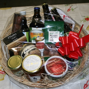 Basket big mix - 13 local products
