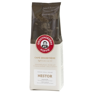 Picture of Coffee Nestor coffee character grinded