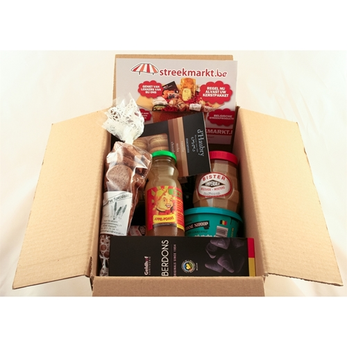 Picture of Christmas box small