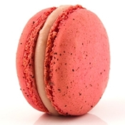 Picture of  Strawberry macaron jean -pierre