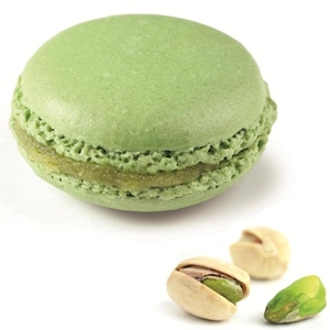 Picture of Pistachio macaron from jean-pierre