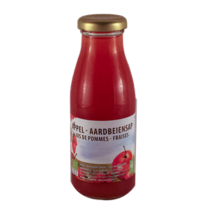 Picture of Biologisch sap appel-aardbei