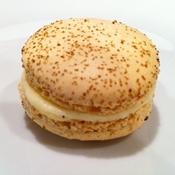 Image de Macaron Crème Brulée