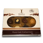 sugar free chocolates Balance