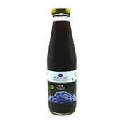 Afbeelding van Blauwe bessen sap zonder vruchtvlees