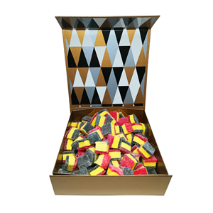 Picture of WK belgium box spekken