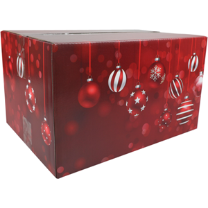 Party Box Xmas (your choice wrapped in the box)