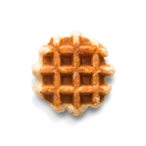 Picture of Waffle Lieja 8 piezas