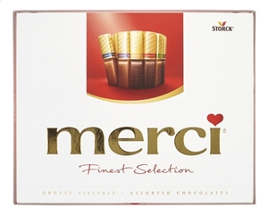Picture of Merci chocolade