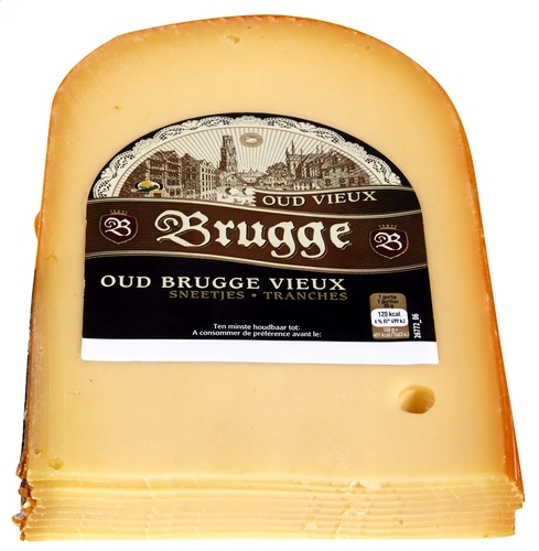 Picture of Brugge old cheese slices