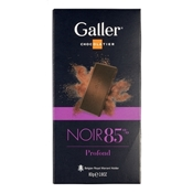 Picture of Galler Tablet Noir Profond 85 %
