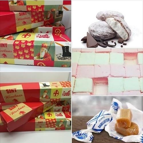 Picture of Sinterklaas box MIX