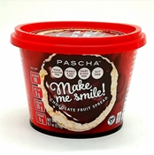 Make me smile chocolade fruit spread