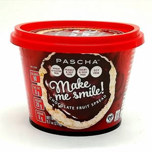 Picture of Make me smile chocolade fruit spread
