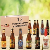 Picture of Beer box - 12 regional beers