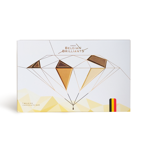 Picture of Andean Belgian Brilliants Chocolate