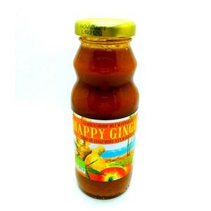 Picture of Organic apple - rhubarb juice