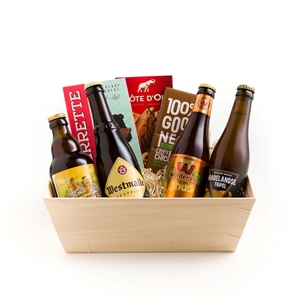 Picture of Beer loves chocolate