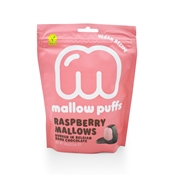 Picture of Mallow puffs Raspberry marshmallows