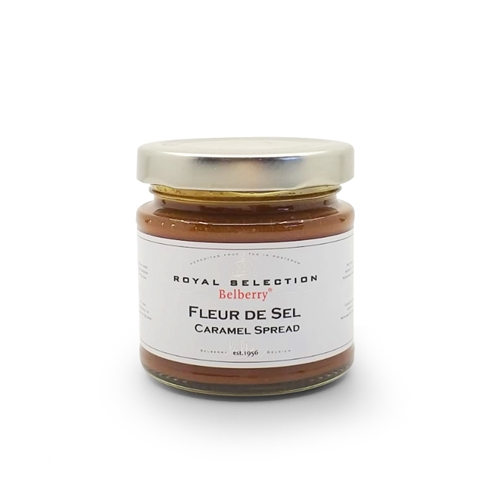 Picture of Fleur de sel Belberry Caramel spread