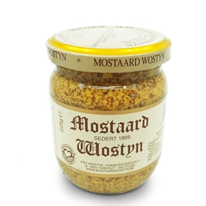 Picture of Beer Mustard - Mustard Wostyn