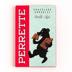 Perrette Chocolate Bar Milk