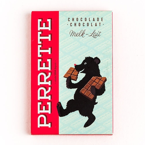 Picture of Perrette Chocolate Bar Milk