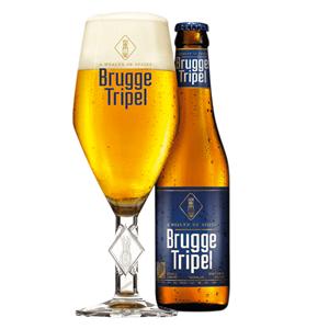 Picture of Brugge Tripel Beer