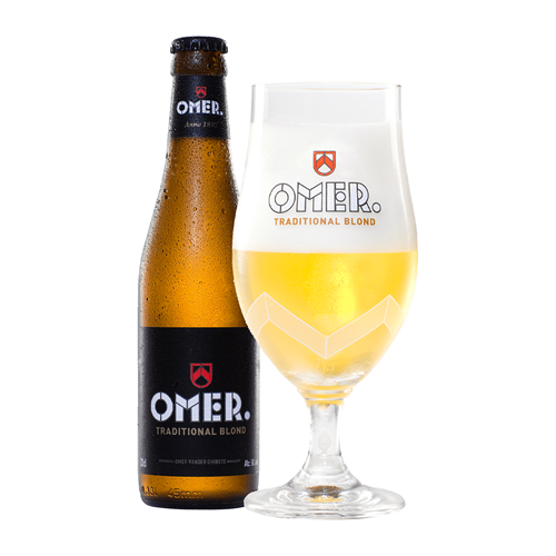 Picture of Omer Traditional Blond Beer