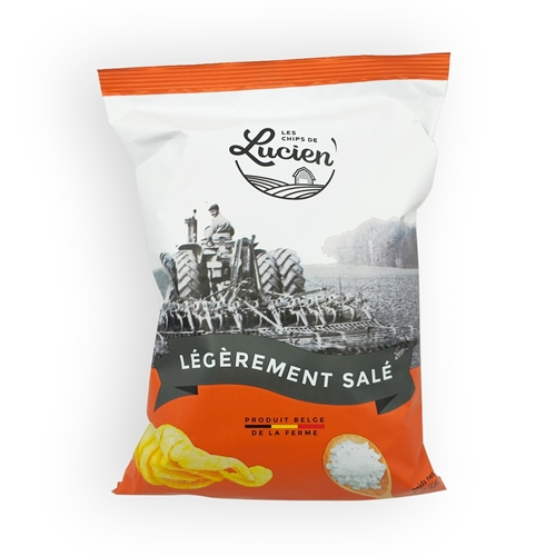Picture of Les chips de Lucien - Lightly salted