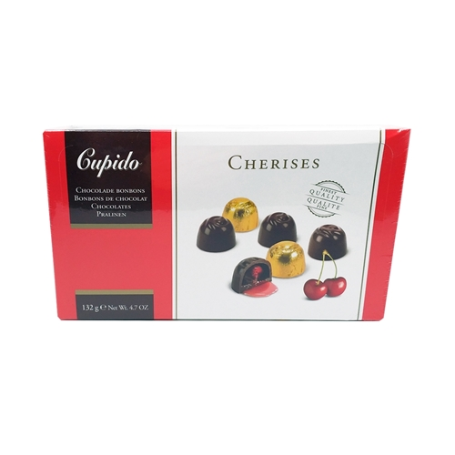 Picture of Cherises - Chocolate bonbons with cherries