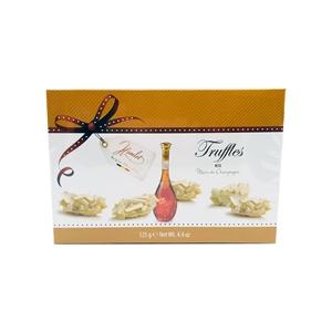 Picture of Chocolate liqueur flake truffles marc de champagne