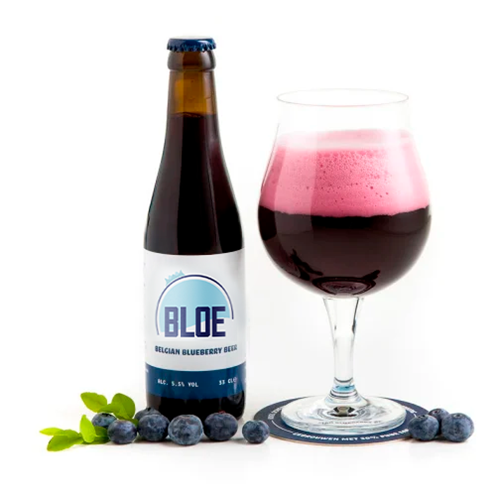 Picture of BLOE Blueberry beer