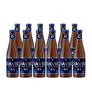 Picture of DAVID Strong Blond Bierbox