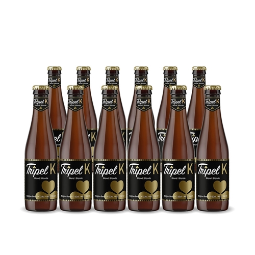 Picture of TRIPEL K blond Beer Box