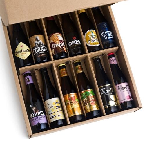 Picture of Beer box - 12 regional beers