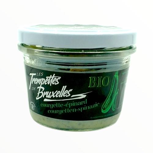 Picture of Les Trempettes de Bruxelles - Zucchini & Spinach Dip